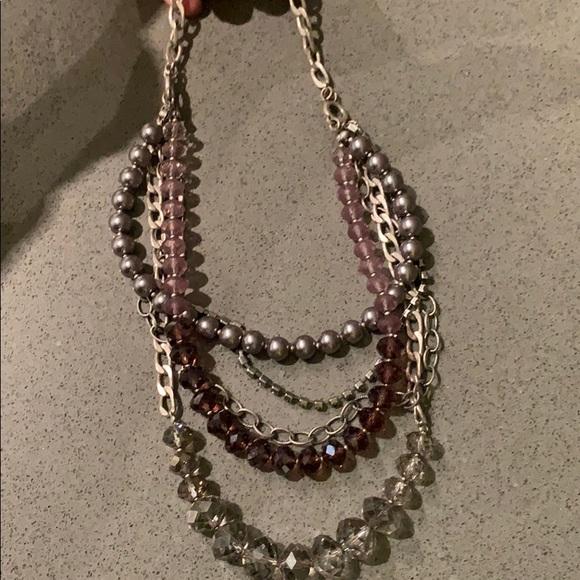 LOFT Jewelry - LOFT Multi tiered necklace